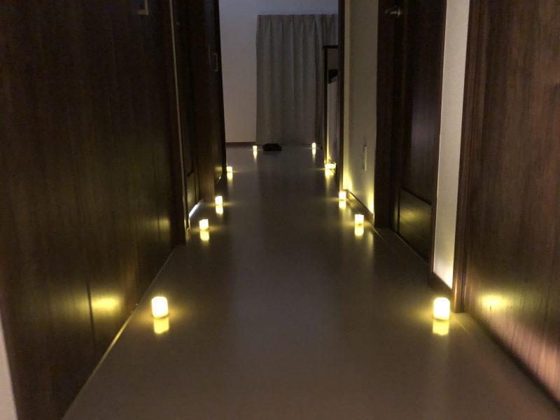 夜のイメージ瞑想沖縄